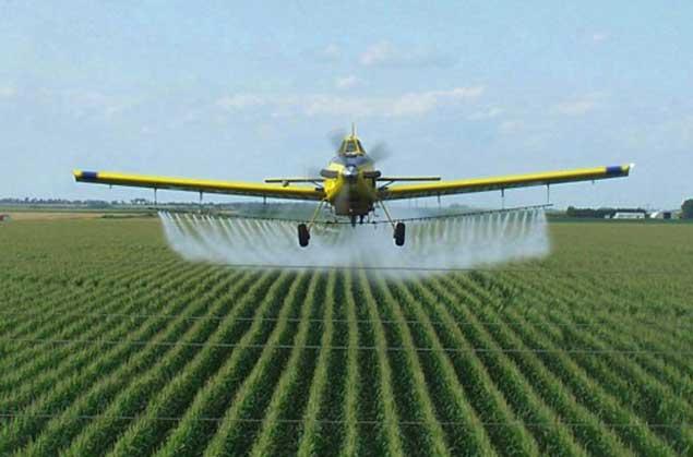Las enmiendas orgánicas modifican la acción de los pesticidas