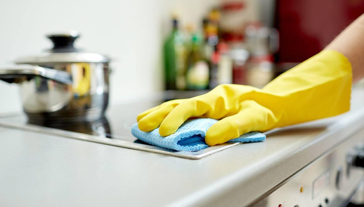 Cocina sucia atrae plagas y enfermedades