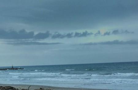 La borrasca Hugo trae a Marbella más alertas por viento y oleaje