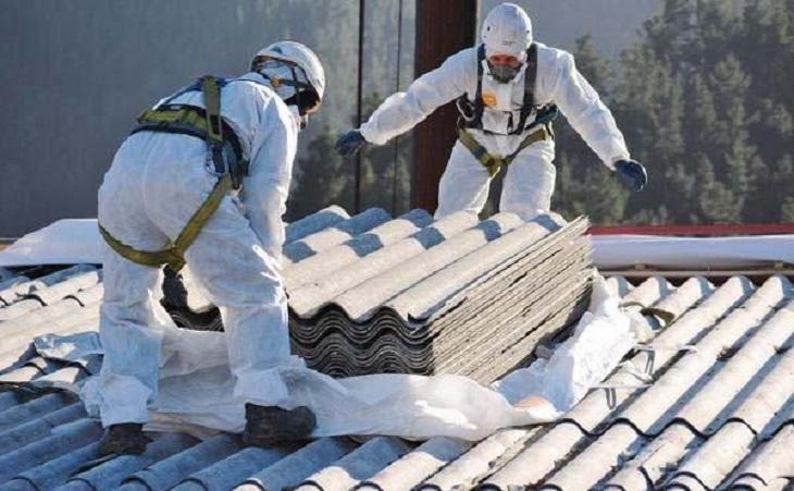 La plaga del amianto planea sobre Málaga