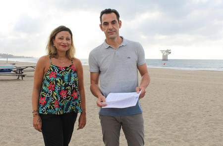 IU impulsa el «Compromiso Litoral 2022″ con un protocolo contra las medusas